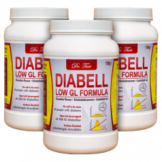 DIABELL LowGL Formula 3db-os csomag  (3x1500g)
