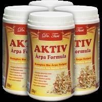 AKTIV Árpa Formula 4db-os csomag (4 x 620g)