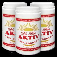 AKTIV Árpa Formula 3db-os csomag (3 x 620g)