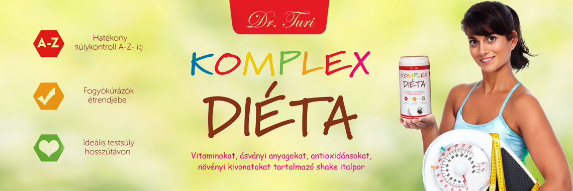 Komplex Diéta, ideális testsúly hosszútávon
