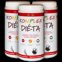 KOMPLEX DIÉTA 3db-os csomag (3 x 700g)