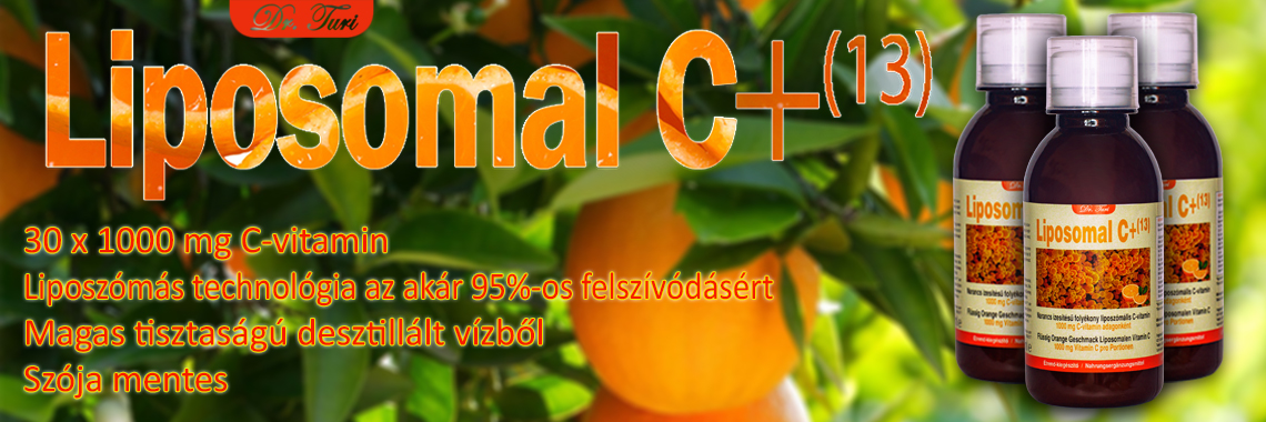 Dr. Turi Liposomal C+13 ásványi anyag és nyomelem